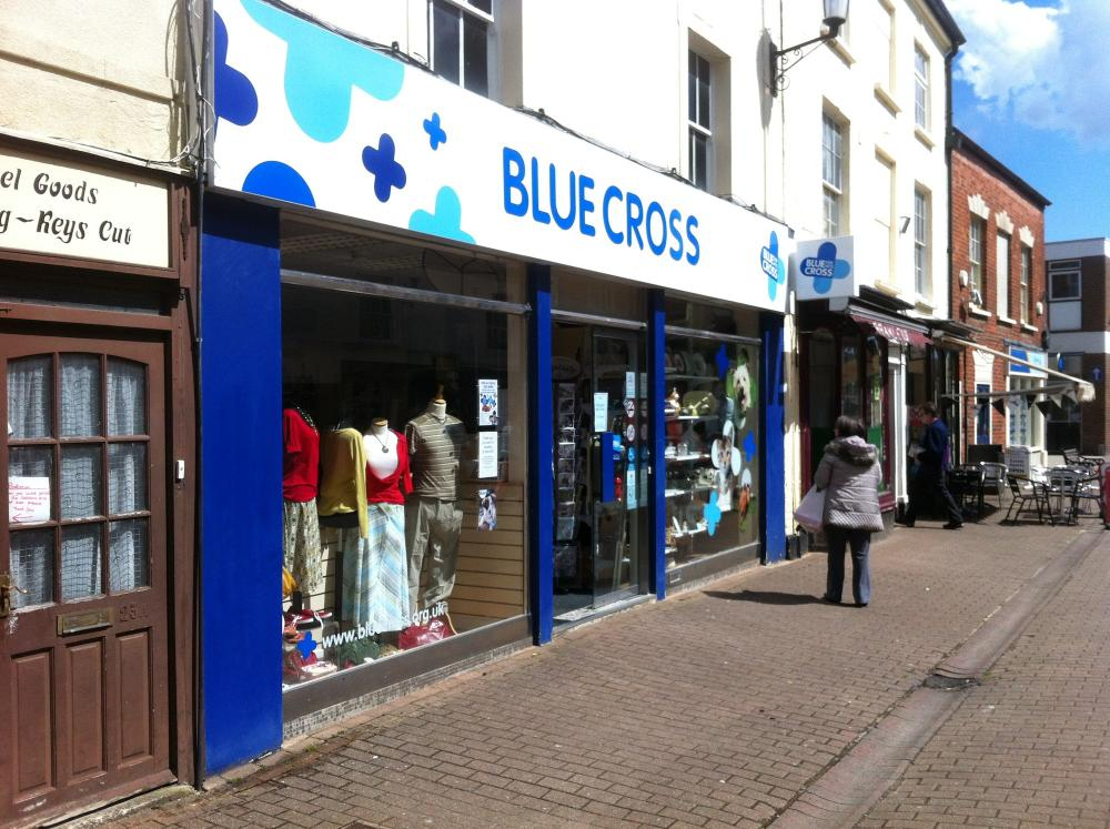 Blue Cross Dursley Charity Shop