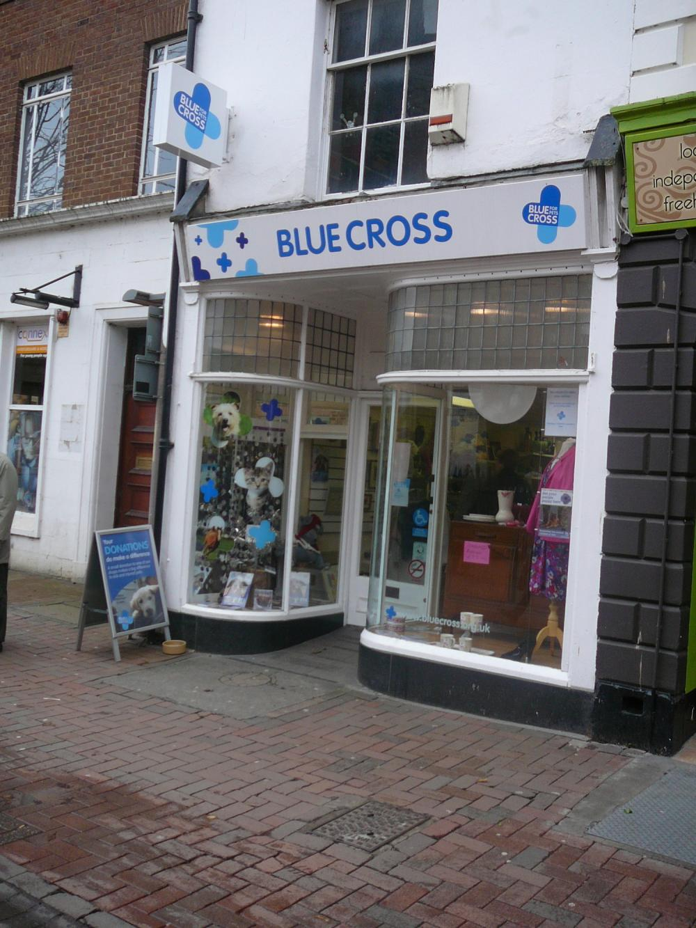 Blue Cross Hereford Charity Shop