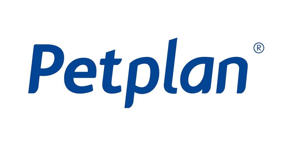 Petplan logo on white