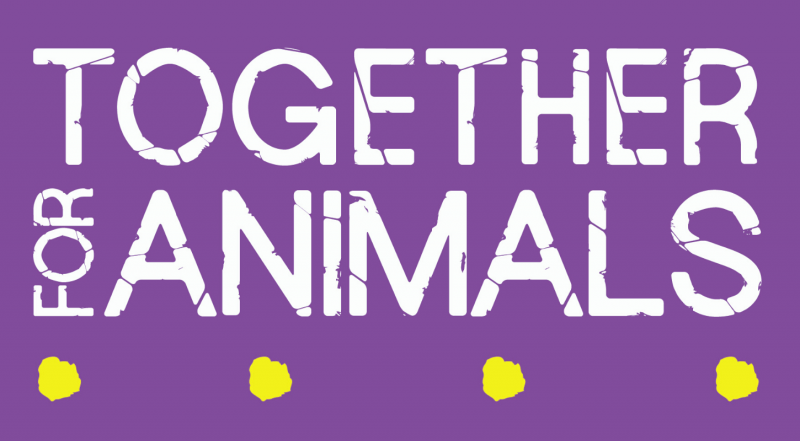 Together for Animals logo